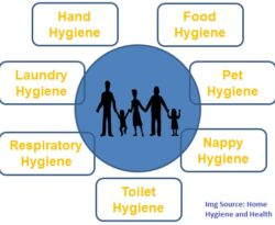 Targeted hygiene in the home: The most important but least addressed intervention
