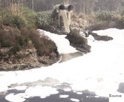 Sewage mediated transfer of antibiotic resistance to River Yamuna in Delhi, India
