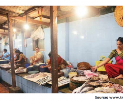 High Prevalence of Multiple Antibiotic-Resistant, Extended-Spectrum β-Lactamase (ESBL)-Producing Escherichia coli in Fresh Seafood Sold in Retail Markets of Mumbai, India