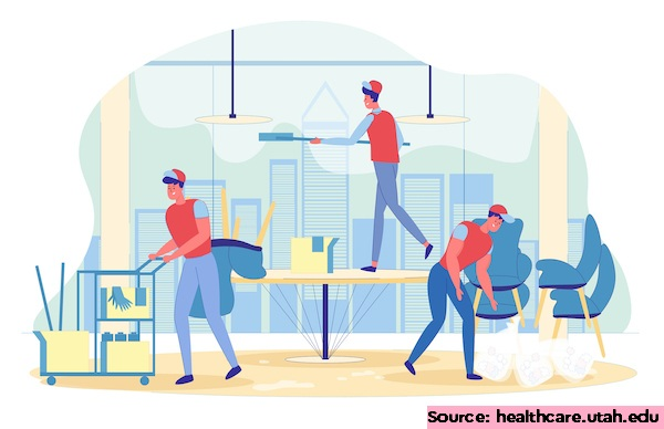 Time for a renewed focus on the role of cleaners in achieving safe health care in low and middle-income countries