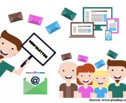 Use of e-Newsletter in creating awareness on Antimicrobial resistance