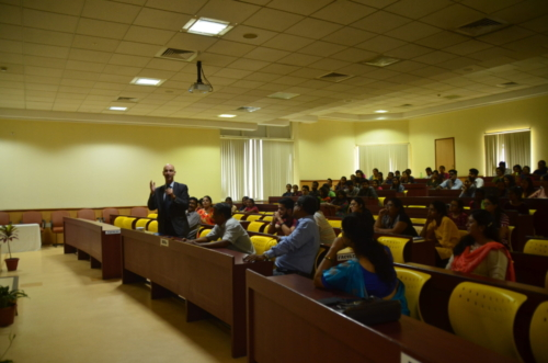Dissemination event on its way at Manipal Academy Of Higher Education