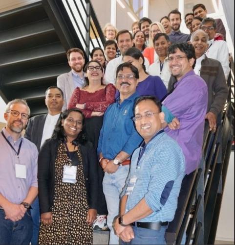 The entire Indo -European consortium in one picture