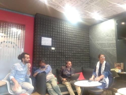 Financial Segment of Management Meeting underway in Milan